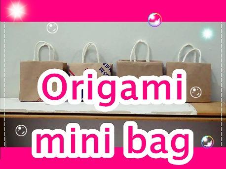 s-サムネイルミニバッグ