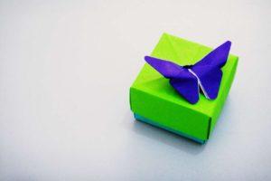 s-蝶のギフトbox